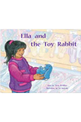 Rigby PM Stars  Leveled Reader Bookroom Package Yellow (Levels 6-8) Ella and the Toy Rabbit-9781418924751