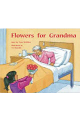 Rigby PM Stars  Leveled Reader Bookroom Package Yellow (Levels 6-8) Flowers for Grandma-9781418924799