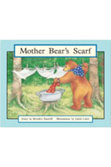 Rigby PM Stars  Leveled Reader Bookroom Package Yellow (Levels 6-8) Mother Bear's Scarf-9781418924812