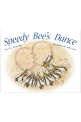 Rigby PM Stars  Leveled Reader Bookroom Package Yellow (Levels 6-8) Speedy Bee's Dance-9781418924836