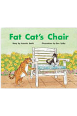 Rigby PM Stars  Leveled Reader Bookroom Package Blue (Levels 9-11) Fat Cat's Chair-9781418924843