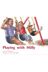 Rigby PM Stars  Leveled Reader Bookroom Package Blue (Levels 9-11) Playing with Milly-9781418924850