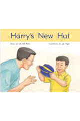 Rigby PM Stars  Leveled Reader Bookroom Package Blue (Levels 9-11) Harry's New Hat-9781418924881
