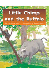 Rigby PM Stars  Leveled Reader Bookroom Package Green (Levels 12-14) Little Chimp and the Buffalo-9781418924942