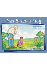 Rigby PM Stars  Leveled Reader Bookroom Package Green (Levels 12-14) Max Saves a Frog-9781418924959