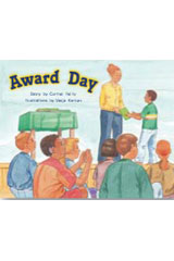 Rigby PM Stars  Leveled Reader Bookroom Package Green (Levels 12-14) Award Day-9781418924973