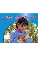 Rigby PM Photo Stories  Individual Student Edition Magenta (Levels 2-3) A little duck for Lily-9781418925222