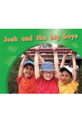 Rigby PM Photo Stories  Individual Student Edition Magenta (Levels 2-3) Josh and the big boys-9781418925284