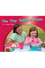 Rigby PM Photo Stories  Individual Student Edition Red (Levels 3-5) The Tiny Teddies' Picnic-9781418925383