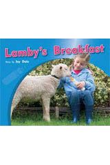 Rigby PM Photo Stories  Individual Student Edition Yellow (Levels 6-8) Lamby's Breakfast-9781418925390