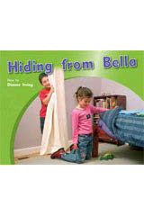 Rigby PM Photo Stories  Individual Student Edition Yellow (Levels 6-8) Hiding from Bella-9781418925406