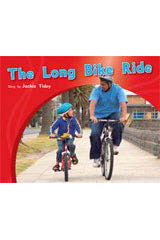 Rigby PM Photo Stories  Individual Student Edition Blue (Levels 9-11) The Long Bike Ride-9781418925536