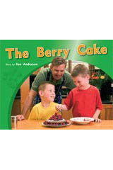 Rigby PM Photo Stories  Individual Student Edition Blue (Levels 9-11) The Berry Cake-9781418925574