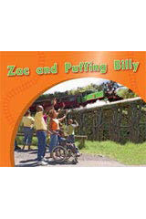Rigby PM Photo Stories  Leveled Reader Bookroom Package Magenta (Levels 2-3) Zac and Puffing Billy-9781418925772