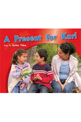 Rigby PM Photo Stories  Leveled Reader Bookroom Package Red (Levels 3-5) A Present for Karl-9781418925840