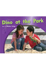 Rigby PM Photo Stories  Leveled Reader Bookroom Package Yellow (Levels 6-8) Dino at the Park-9781418925925
