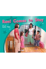 Rigby PM Photo Stories  Leveled Reader Bookroom Package Yellow (Levels 6-8) Rani Comes to Stay-9781418925987