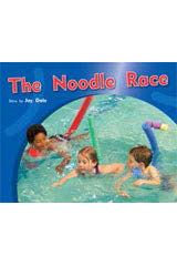 Rigby PM Photo Stories  Leveled Reader Bookroom Package Green (Levels 12-14) The Noodle Race-9781418926113