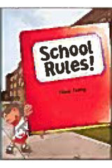 Literacy by Design  Big Book Grade K School Rules!-9781418930134