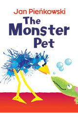 Literacy by Design  Big Book Grade K The Monster Pet-9781418930141