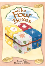 Literacy by Design  Big Book Grade K The Four Boxes-9781418930226