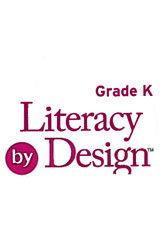 Literacy by Design  Big Book Small Version Add-To Pack Grade K-9781418930295