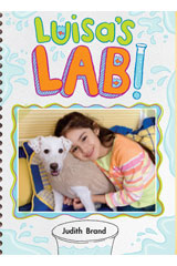 Literacy by Design  Big Book Grade 1 Luisa's Lab!-9781418930974