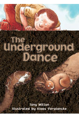 Literacy by Design  Big Book Grade 1 The Underground Dance-9781418931087