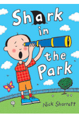 Literacy by Design  Small Book 6-pack Grade 1 Shark In The Park-9781418931322