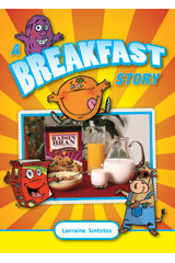 Literacy by Design  Big Book Grade 2 A Breakfast Story-9781418931872