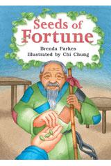 Literacy by Design  Big Book Grade 2 Seeds of Fortune-9781418931889