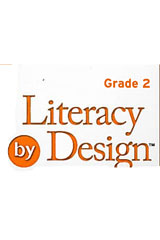 Literacy by Design  Big Book Add-To Pack Grade 2-9781418931926