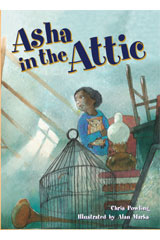 Literacy by Design  Small Book 6-pack Grade 2 Asha in the Attic-9781418932107