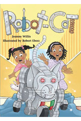 Literacy by Design  Small Book 6-pack Grade 2 Robot-Cat-9781418932169