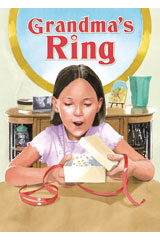 Literacy by Design  Small Book 6-pack Grade 2 Grandma's Ring-9781418932244
