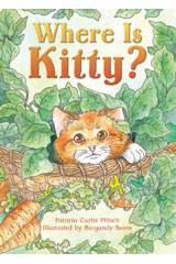 Literacy by Design  3-In-1 packs Grade 2 Where Is Kitty?-9781418932305