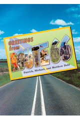 Literacy by Design  3-In-1 packs Grade 2 Greetings From Route 66-9781418932312
