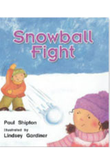 Literacy by Design  Leveled Reader 6-pack Grade K, Level AA Snowball Fight-9781418933555