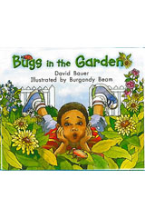 Literacy by Design  Leveled Reader 6-pack Grade K, Level B Bugs in the Garden-9781418933708