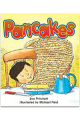Literacy by Design  Leveled Reader 6-pack Grade K, Level AA Pancakes-9781418933739