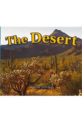 Literacy by Design  Leveled Reader 6-pack Grade K, Level A Desert, The-9781418933807