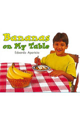 Literacy by Design  Leveled Reader 6-pack Grade K, Level B Bananas On My Table-9781418933883