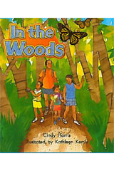 Literacy by Design  Leveled Reader 6-pack Grade 1, Level B In The Woods-9781418934590