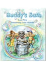 Literacy by Design  Leveled Reader 6-pack Grade 1, Level D Buddy's Bath-9781418934668