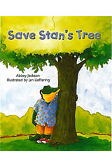 Literacy by Design  Leveled Reader 6-pack Grade 1, Level F Save Stan's Tree-9781418934736