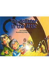 Literacy by Design  Leveled Reader 6-pack Grade 1, Level F Monster in the Attic, The-9781418934750