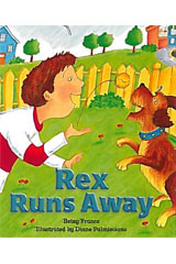 Literacy by Design  Leveled Reader 6-pack Grade 1, Level G Rex Runs Away-9781418934767