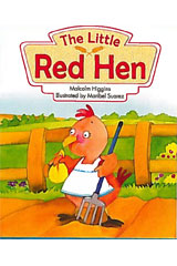 Literacy by Design  Leveled Reader 6-pack Grade 1, Level G Little Red Hen, The-9781418934798