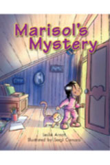 Literacy by Design  Leveled Reader 6-pack Grade 1, Level H Marisol's Mystery-9781418934835