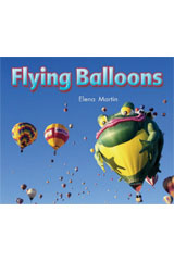 Literacy by Design  Leveled Reader 6-pack Grade 1, Level B Flying Balloons-9781418934897